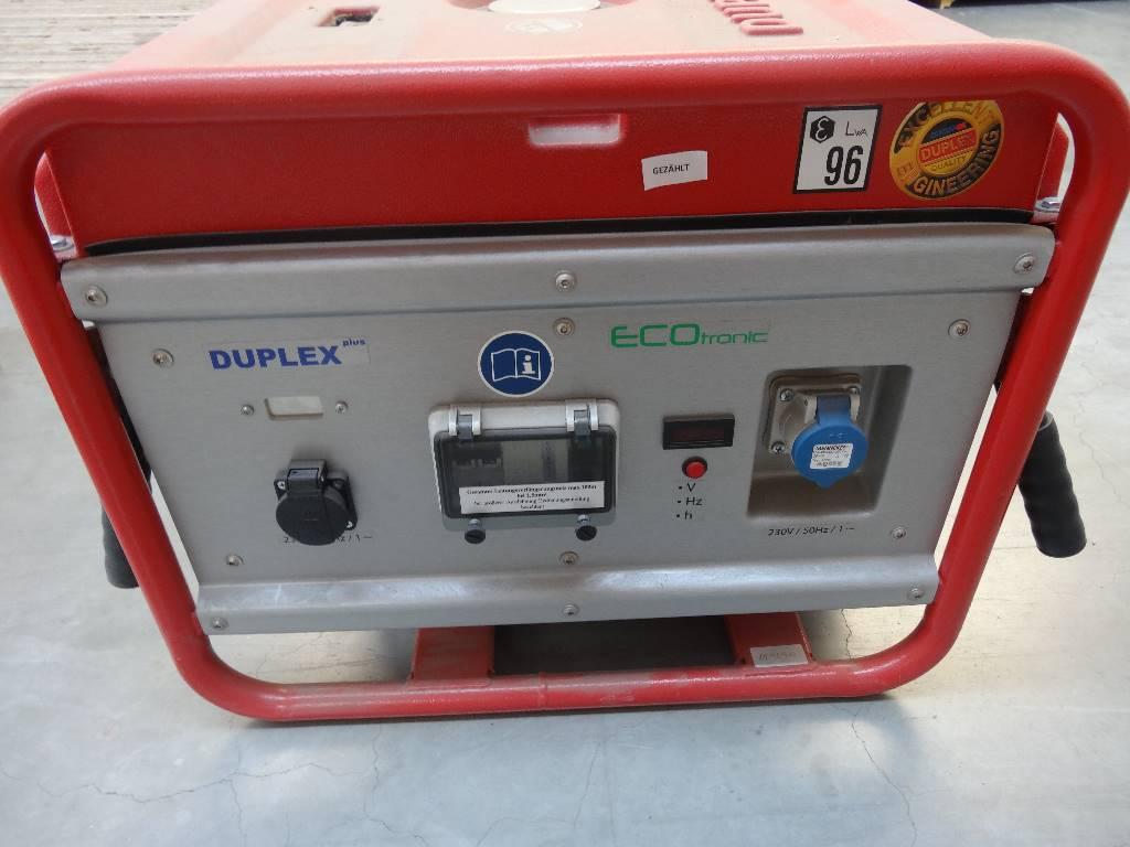 Endress ESE 306, Benzin Generatoren, Baumaschinen