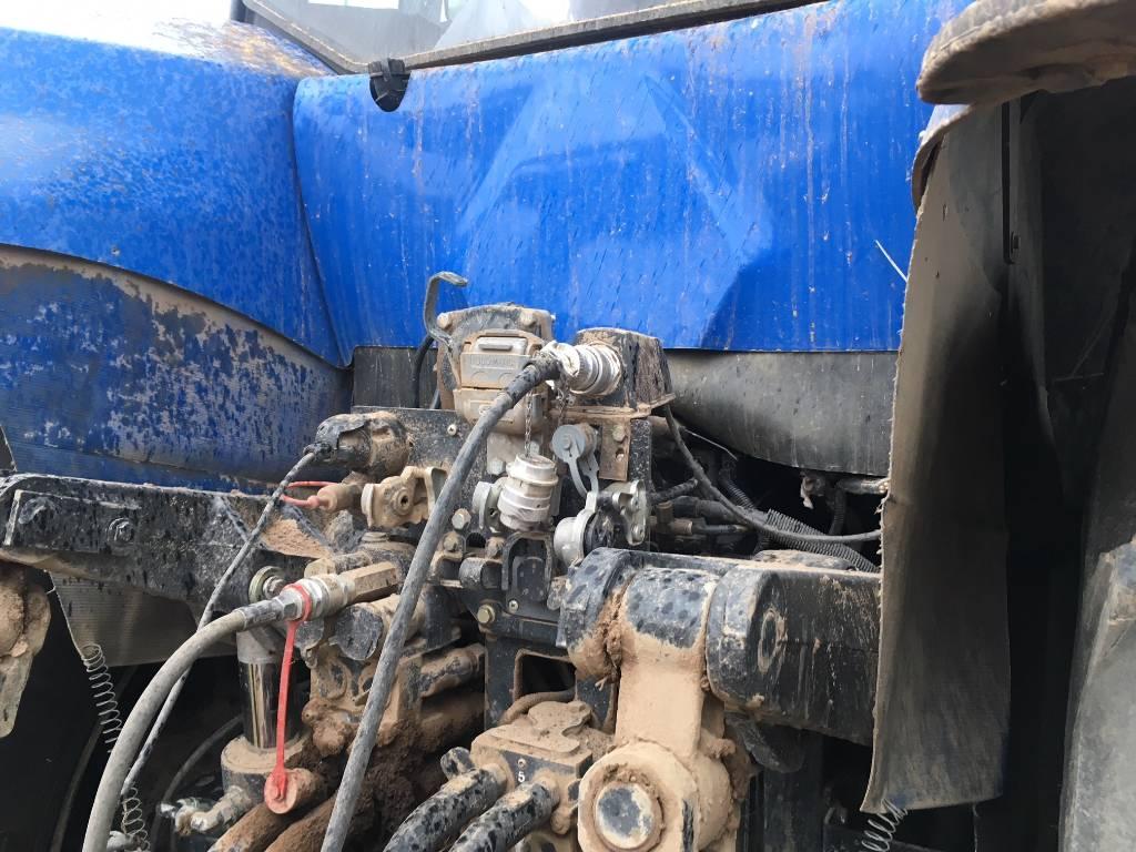 New Holland T 8.390 PC, Traktorid, Põllumajandus