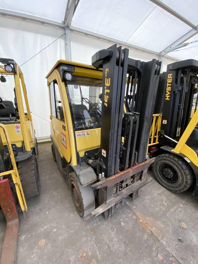 Hyster H 2.5 FT, LPG counterbalance Forklifts, Material Handling