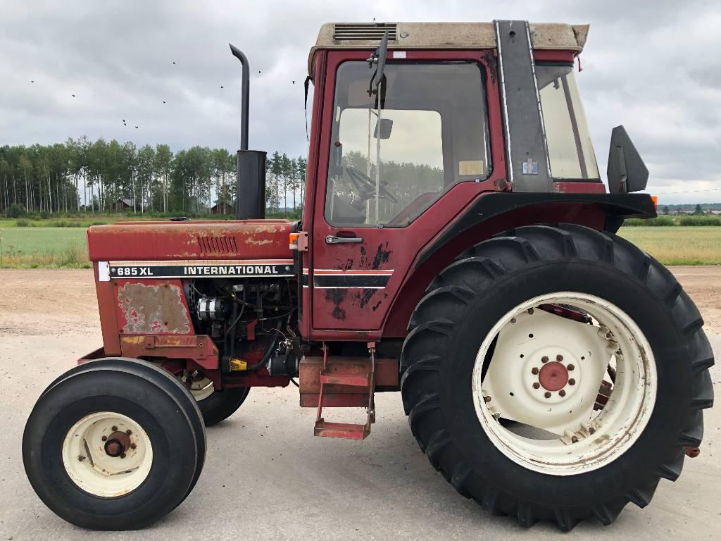 International 685XL, Traktorit, Maatalous