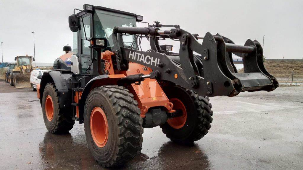 Hitachi ZW150PL-6, Wheel Loaders, Construction Equipment