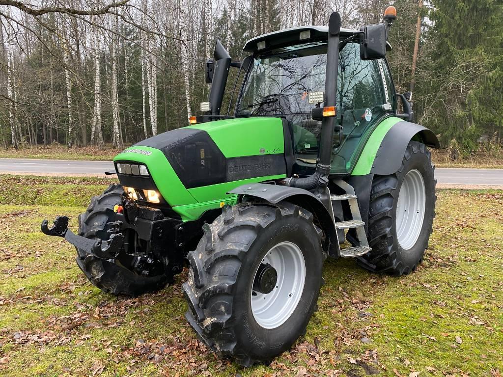 Deutz-Fahr AGROTRON M600, Traktoriai, Žemės ūkis