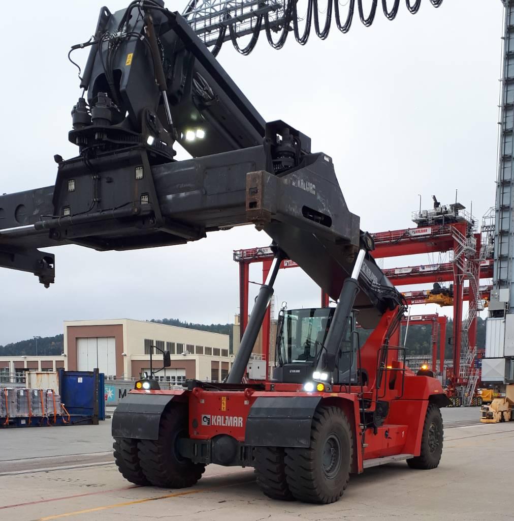 Kalmar DRG450-65S5, Reachstackers, Material Handling
