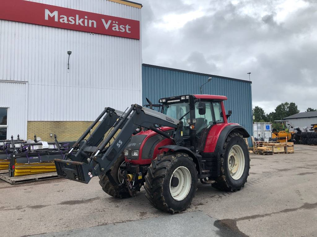 Valtra N 142, Traktorer, Lantbruk