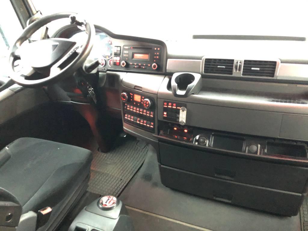 MAN TGX 26.540 6x2 Palfinger koukkulaite, Koukkulava kuorma-autot, Kuljetuskalusto