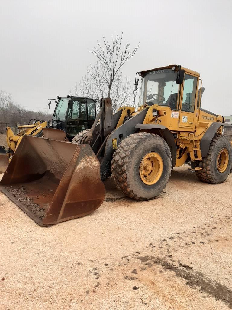 Volvo L 110, Wheel Loaders, Construction Equipment