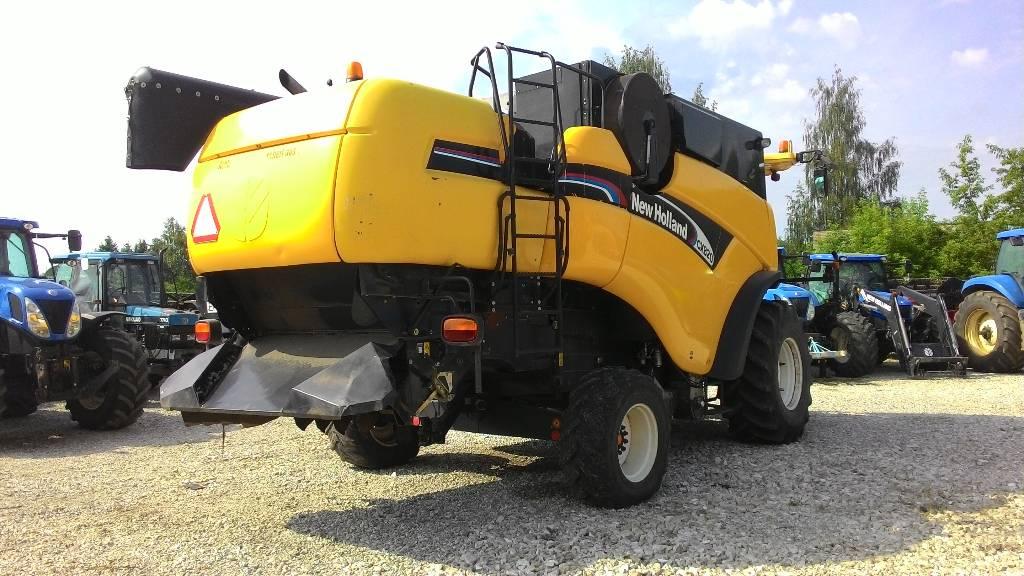 New Holland CX 820, Kombainid, Põllumajandus