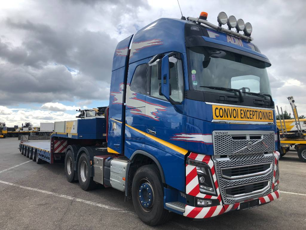 Volvo FH16 550, Tractor Units, Transportation