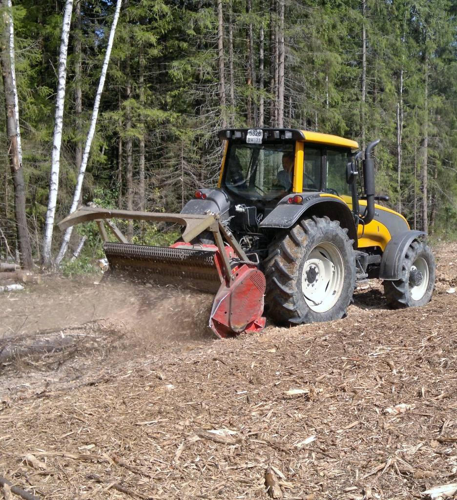 Seppi midiforst dt200 occasion prix 22 881 ann e d - Location broyeur forestier ...
