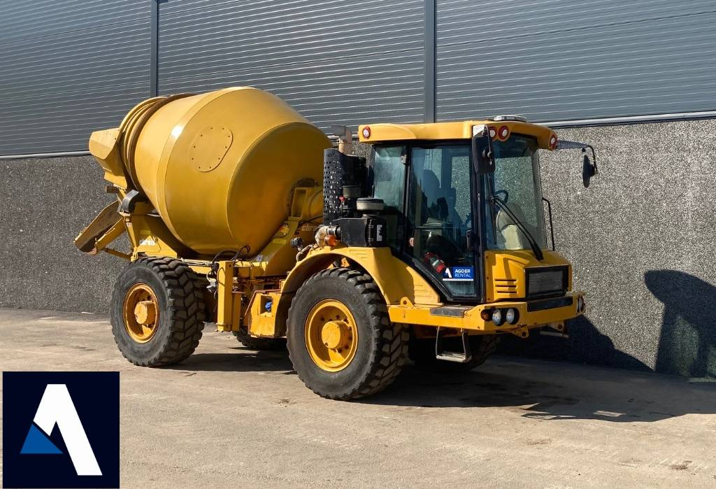 Hydrema 912 FS, Specialized haulers, Construction Equipment