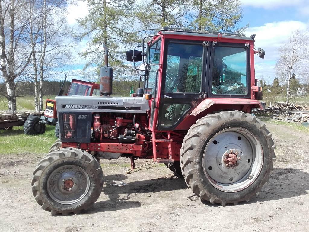 Belarus Agross 826, Traktorit, Maatalous