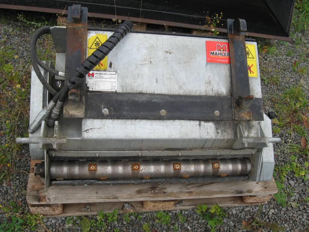 Bemab / Mähler sandspridare BSL 200, Kompakttraktor-tillbehör, Grönytemaskiner