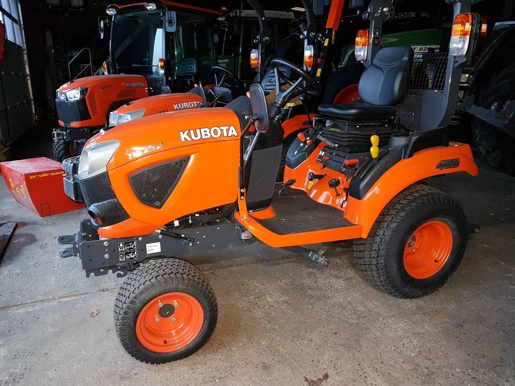 Kubota BX261DV, Micro tracteur, Espace Vert