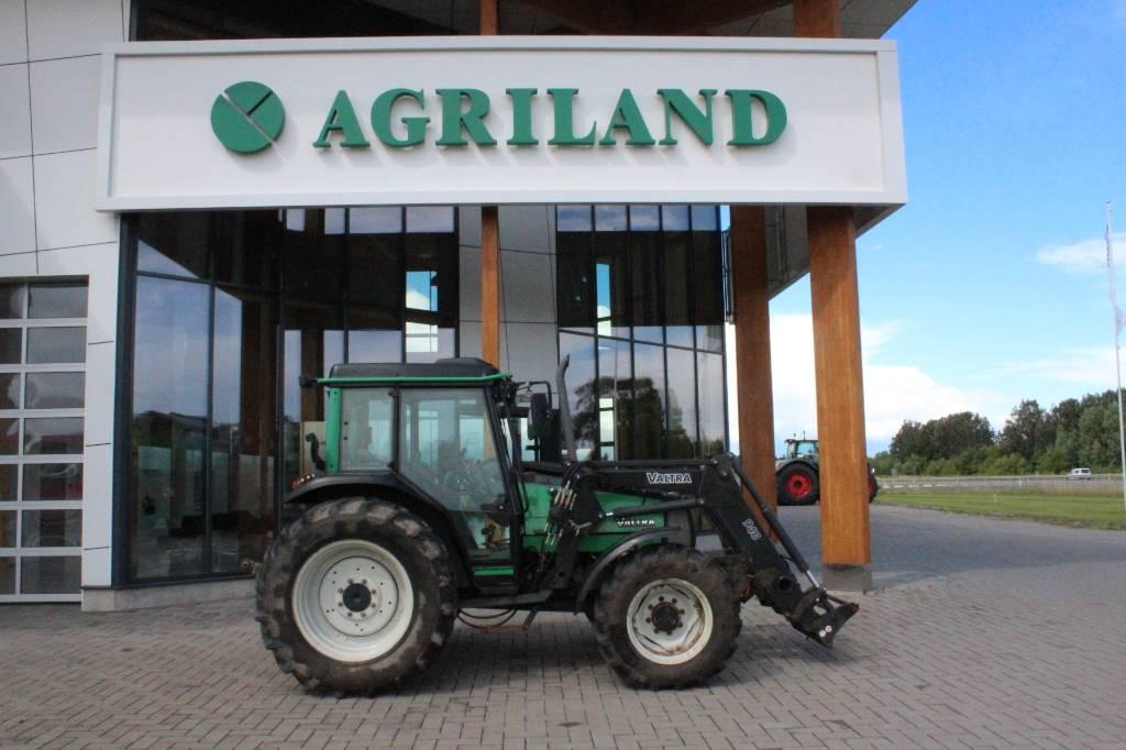 Valtra A95, Traktorid, Põllumajandus