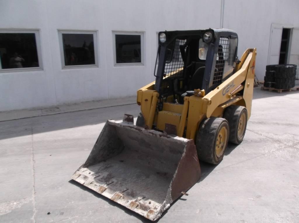 Gehl 3635, Skid Steer Loaders, Construction Equipment