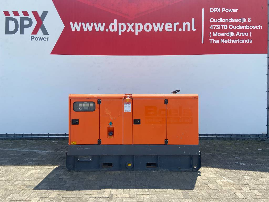 Atlas Copco QAS60 - Perkins - 65 kVA Generator - DPX-12399, Diesel generatoren, Bouw