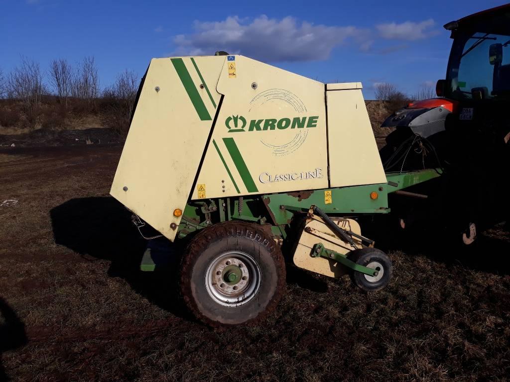 Krone KR 130, Prasy zwijające, Maszyny rolnicze