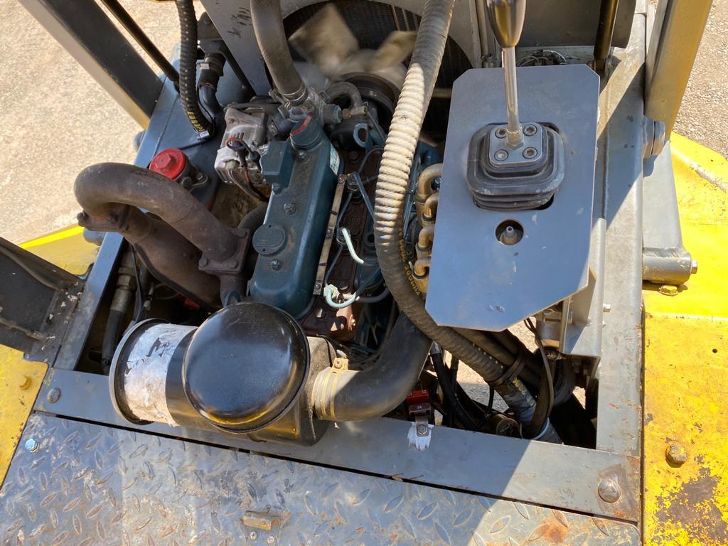 Neuson DHK 3002 H, Minidumper, Baumaschinen