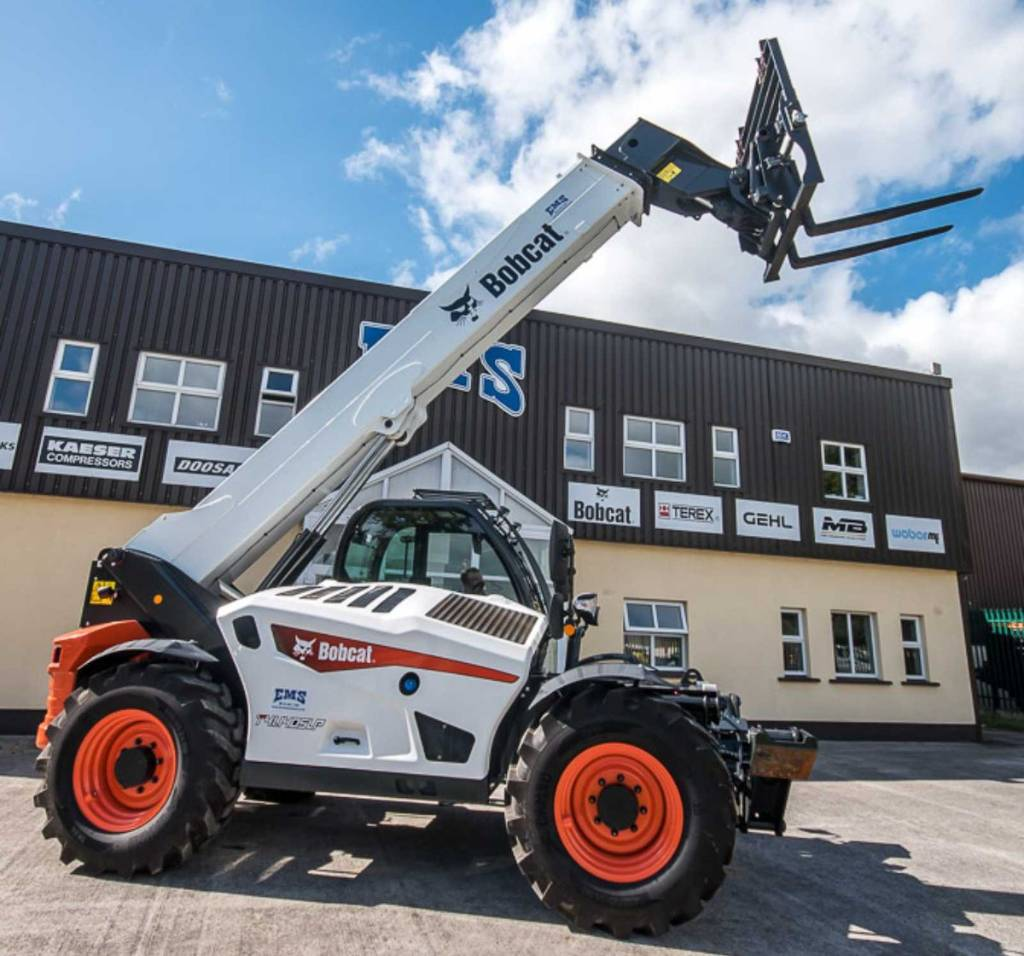 Bobcat T 41.140, Telescopic handlers, Construction