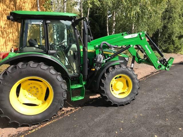 John Deere 5090 M, Tractors, Agriculture