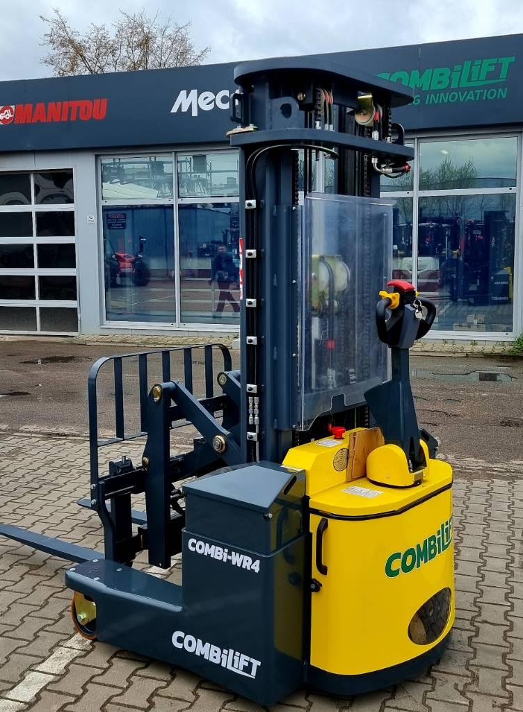Combilift WR4 1500kg  WALKIE, 4-way reach trucks, Material Handling