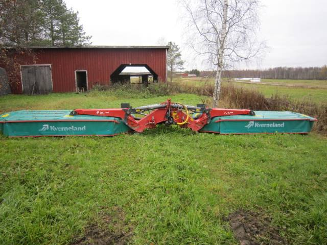 Kverneland N5095 PERHONSIITTOKO, Other agricultural machines, Agriculture