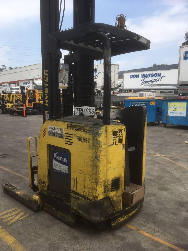Hyster h10967, Reach Trucks, Material Handling