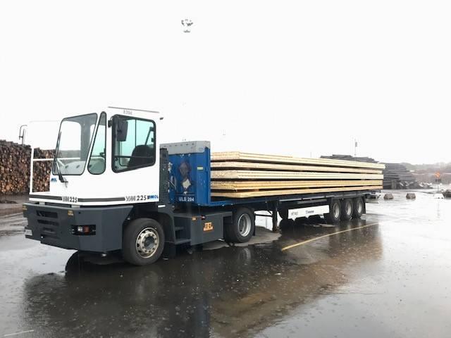 MOL YM225/4x2 Hyr/köp, Dragbilar, Transportfordon