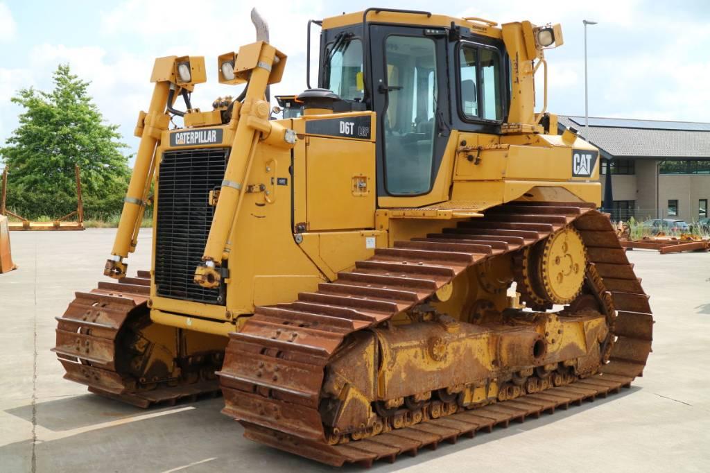 Caterpillar D6TLGP, Dozers, Construction Equipment