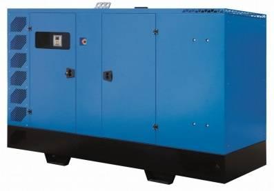 CGM e150F - 165 Kva Iveco Stage IIIA / CCR2 generator, Diesel generatoren, Bouw