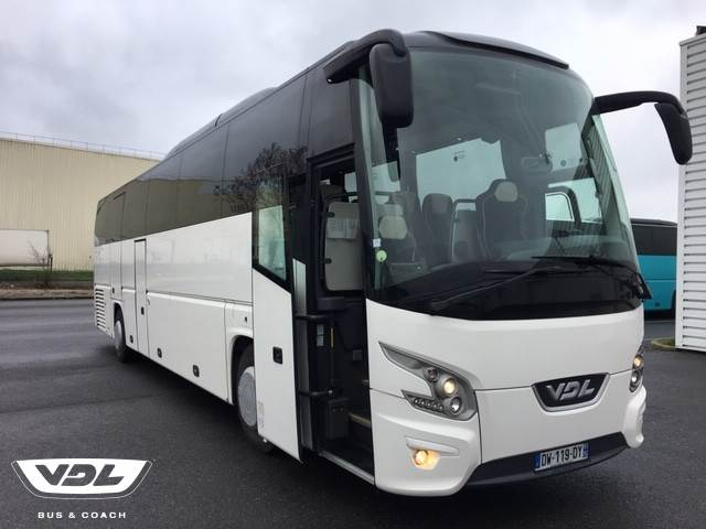 VDL Futura FHD2-129/440, Touringcar, Voertuigen