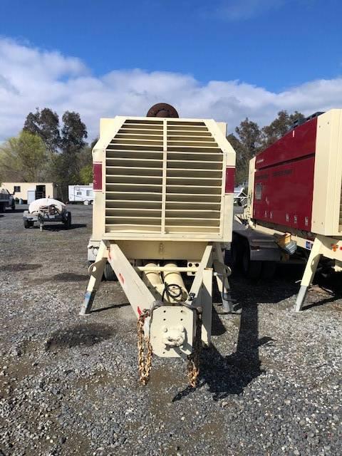Putzmeister BSA 14000 HPD, Line Pumps, Construction Equipment