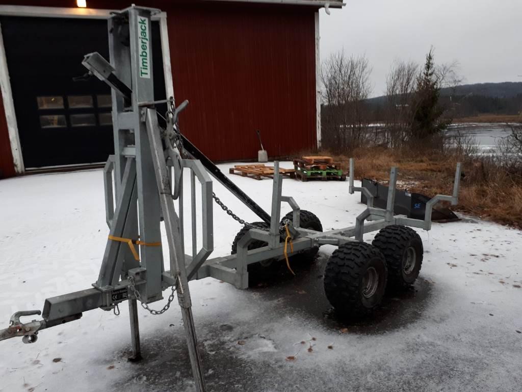 [Other] Avesta vagnen Skogsvagn Atv, Tillbehör, Lantbruk
