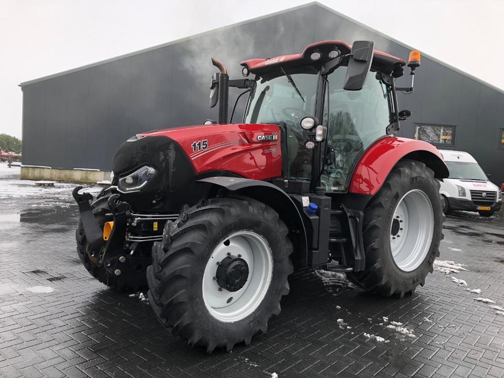 Case IH Maxxum 115 CVX, Tractoren, Landbouw