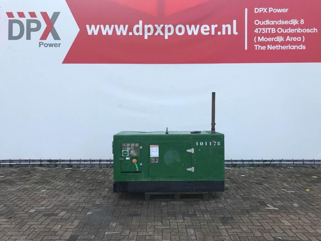 Himoinsa HIW35T5 - Iveco - 35 kVA Generator - DPX-11947, Diesel generatoren, Bouw