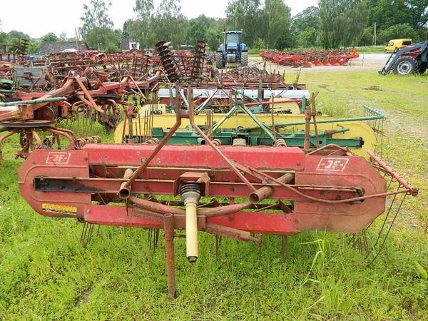 JF HSR 200, Grābekļi, Lauksaimniecība