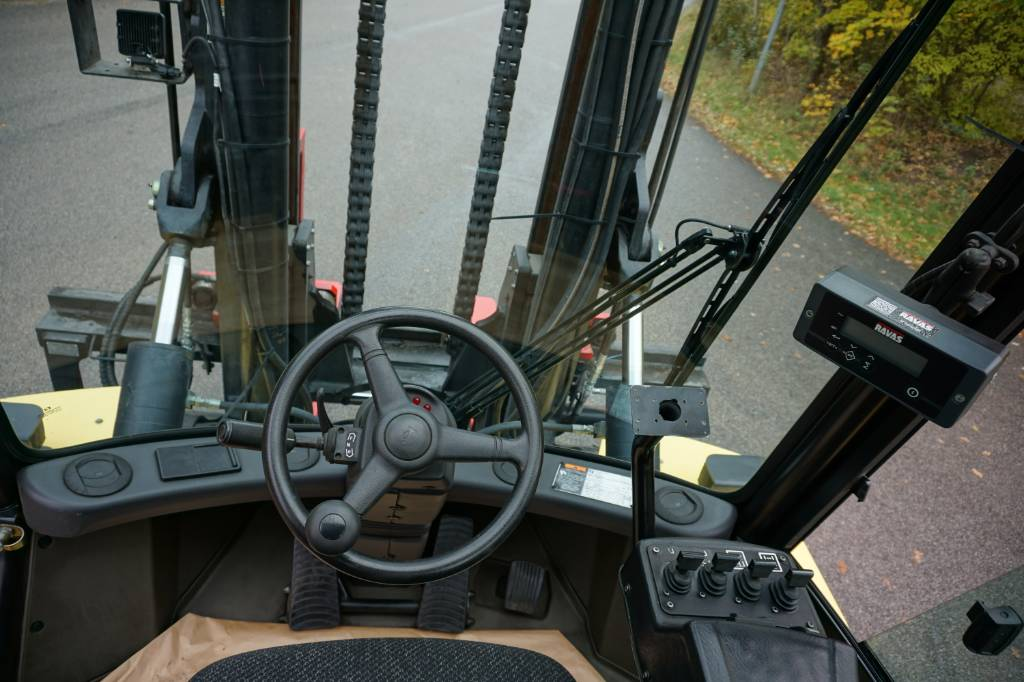 Hyster H16XM-6, Diesel counterbalance Forklifts, Material Handling