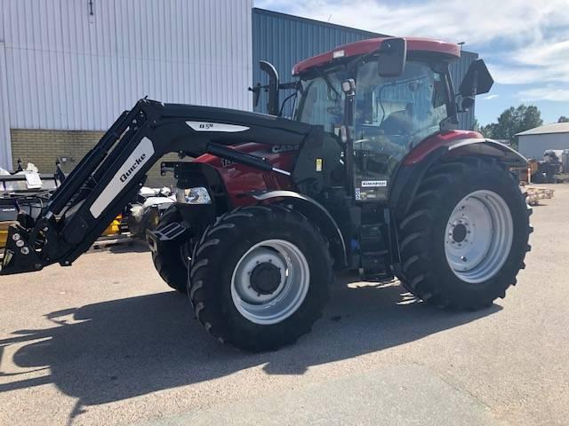 Case IH Maxxum 130CVX, Traktorer, Lantbruk