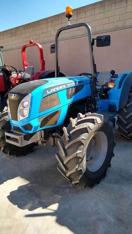 Landini REX 4 PLAT DT100GT, Tractors, Agriculture