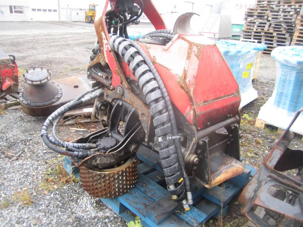 Valmet 360, Harvester Heads, Forestry Equipment