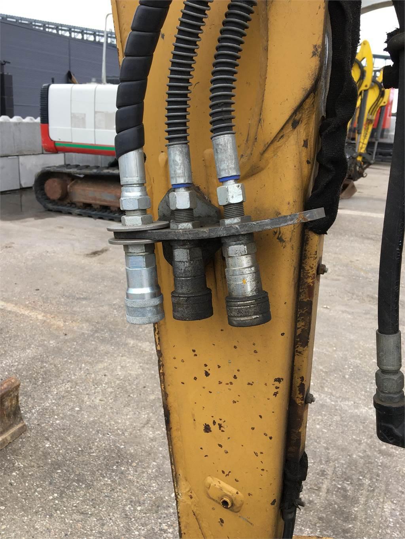 Caterpillar 302.7D, Minigravemaskiner, Entreprenør