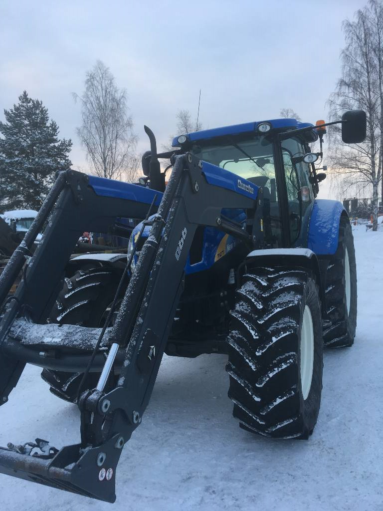 New Holland Elite T 6070