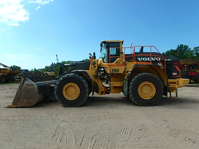 Volvo L350H, Wheel Loaders, Construction Equipment