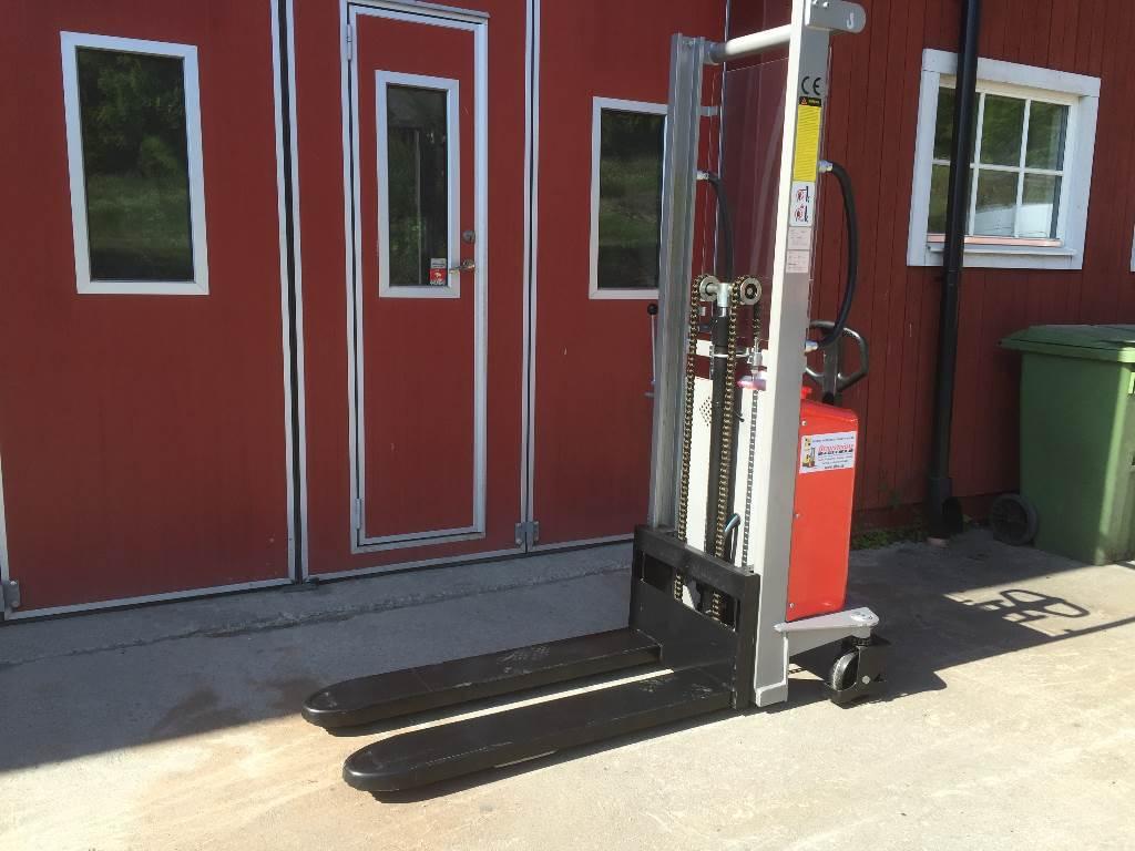 Silverstone EMS-1016, Manuella pallstaplare, Materialhantering