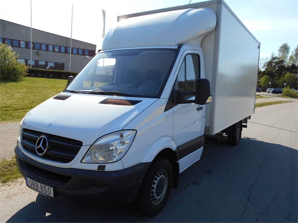 Mercedes-Benz SPRINTER 316 SKÅP LYFT 3500 KG, Lätta skåpbilar, Övriga fordon