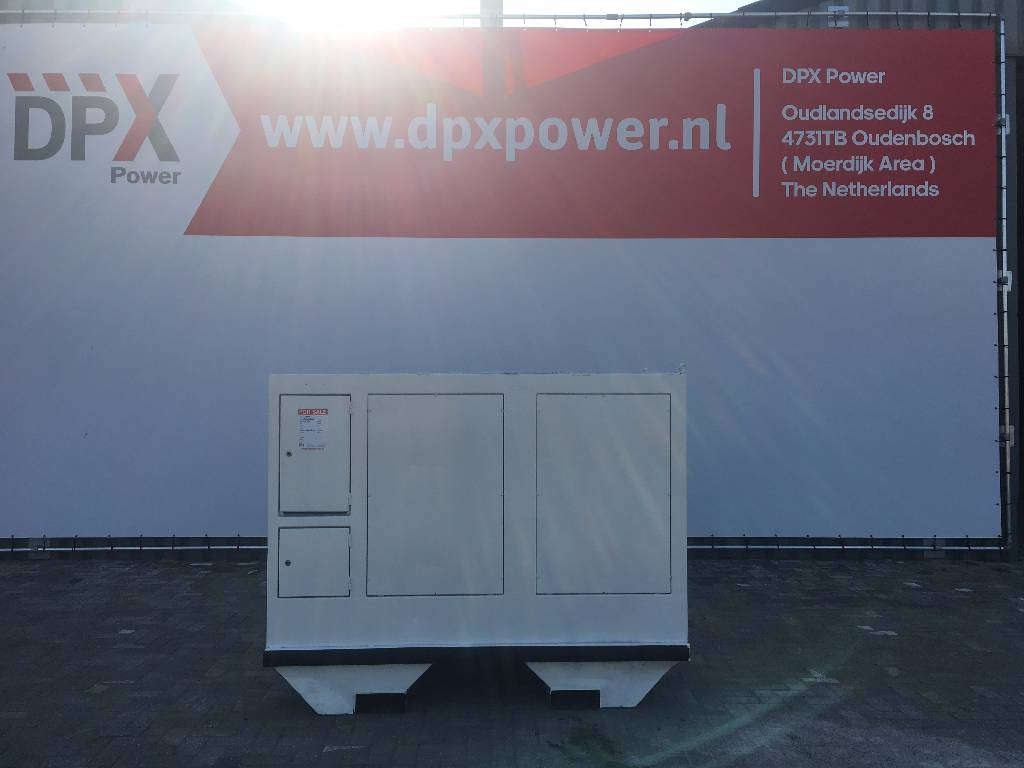 [Other] Froment Loadbank 500 kW - DPX-10863, Anders, Bouw