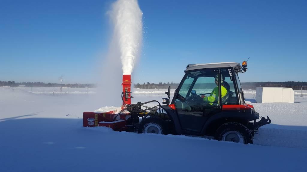 [Other] Pronovost P-720TRC 80, Snöslungor och -fräsar, Lantbruk