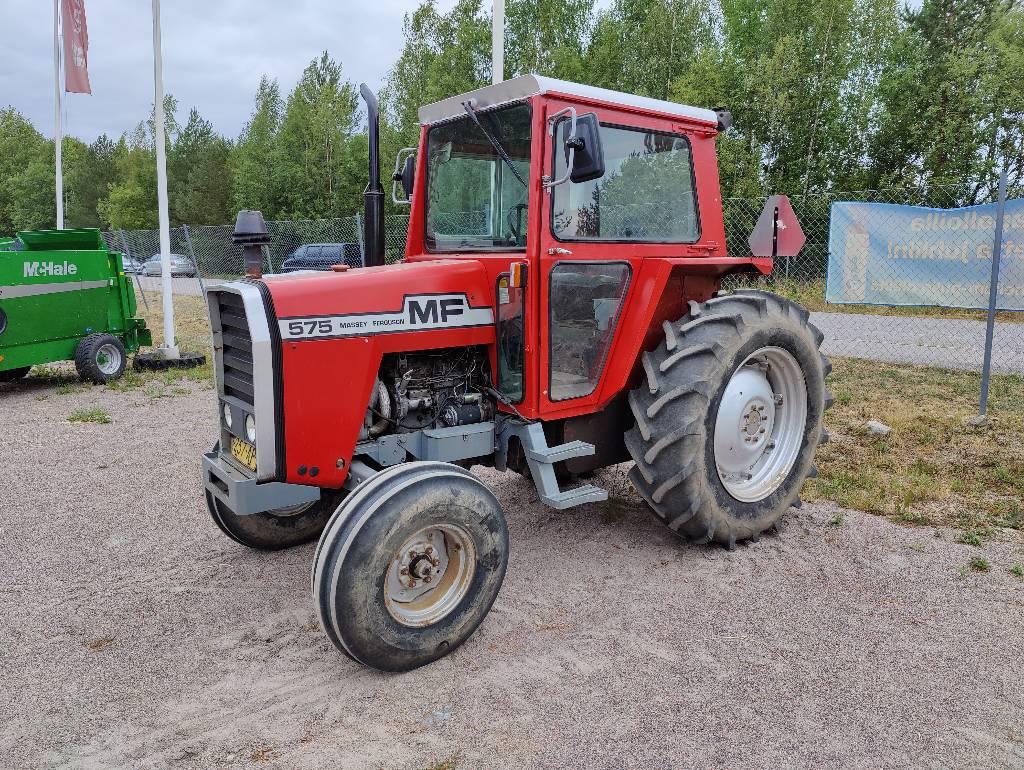 Massey Ferguson 575, Traktorit, Maatalous