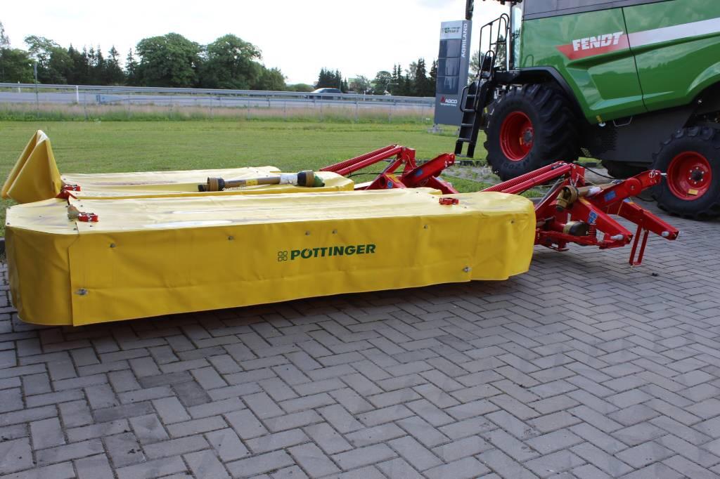 Pöttinger NovaDisc 350, Niidukid, Põllumajandus