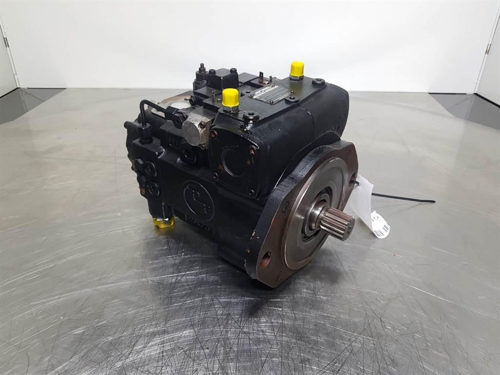 Hydromatik A4V90DA1.0L001A1A - Liebherr L531 - Drive pump